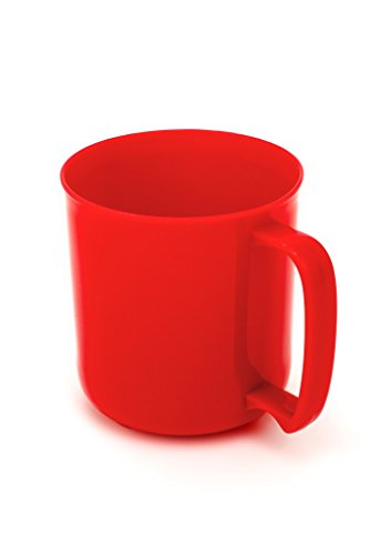GSI Outdoors 77231 Cascadian Mug, Red, 14 ounce,