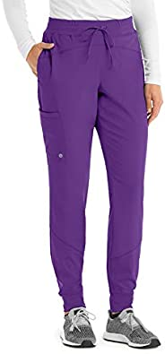 Barco ONE 3-Pocket Boost Jogger Pant for Women – 4-Way Stretch Medical Scrub Pant