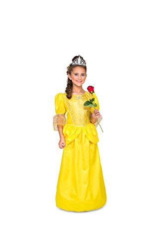 Princess Beauty Girl Costume - For Halloween, Costume Party - (Cheap Costumes Dresses)
