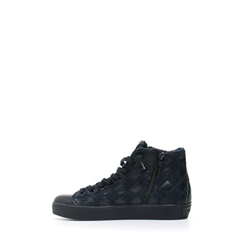 Foncé Chaussures Bleu Crown Leather Crown Leather Chaussures ZIwqY7vZ