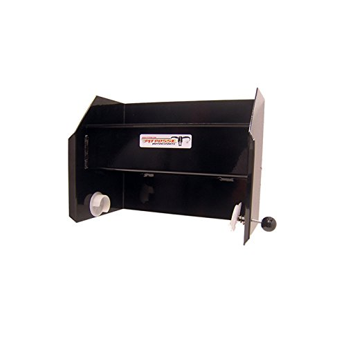 Pit Posse Hand Cleaning Station Organizer (Black) by Pit Posse