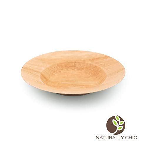 Naturally Chic Palm Leaf Compostable Bowls | 9