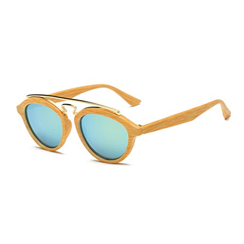 G&T European Unique Style Personality Lady Colorful Lens Wayfarer - Runners For Inexpensive Sunglasses
