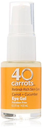 40 Carrots Eye Gel, .5-Ounce Boxes by 40 Carrots