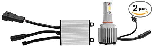 9005-L30W 30W 2000 Lumen Cree 9005 LED Headlight Bulb IPCW Pair