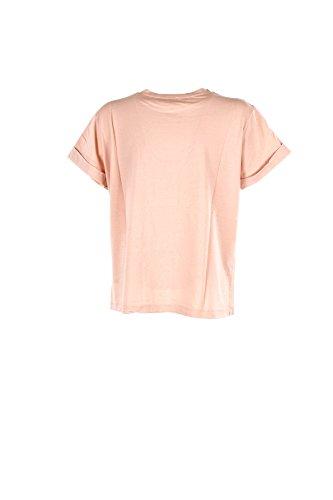 VICOLO T-Shirt Donna Tu Rosa Vo0021 Primavera Estate 2017