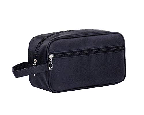 Mens Toiletry Bag,Travel Wash Pouch Waterproof Large Capacity Outdoor Makeup Cluth Bags