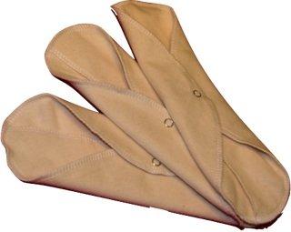 Willow Pads Cloth Feminine Pad-Long 3 pack