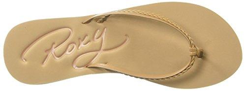 Roxy Women's Cabo Flip-Flop Tan xcjwN