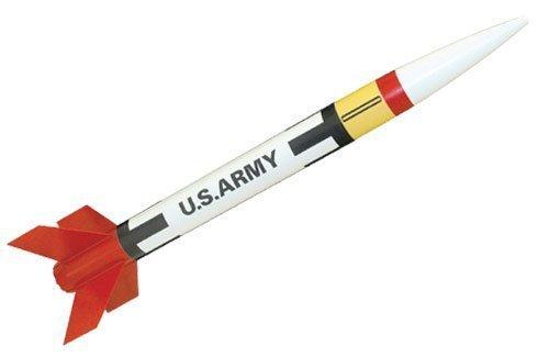 1825 U.S. Army Patriot Starter Set RTF Ready-to-Fly HAZ by (Rtf Rocket Starter)