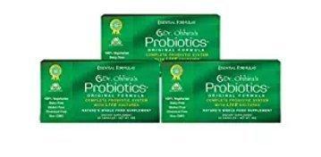 Dr. Ohhira's Probiotics Original Formula, 60 Caps (3 pack) by Essential Formulas