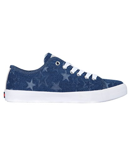 Tommy Hilfiger Mädchen Sneakers jeans (305)
