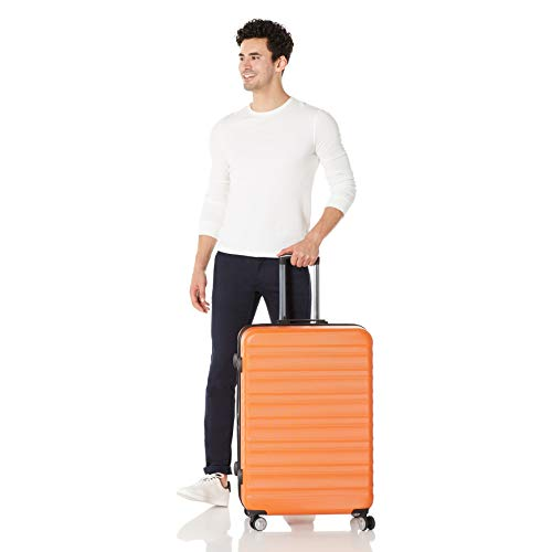 31TGkzwfIhL - AmazonBasics 28-Inch, Orange