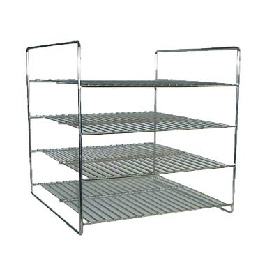 APW Wyott 217215-48 4 Shelf Food Rack