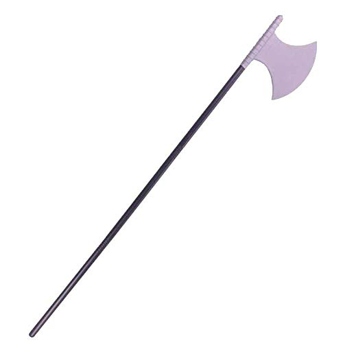 TNGCHI Single Sided Axe Toy Halloween Party Supplies Costume Axe Props with Long Handle Creative Men Boy Children Toy Gift,3Sets]()