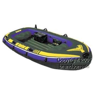 Intex 400 Seahawk Inflatable Boat (68351EP)