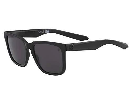 Sunglasses DRAGON DR BAILE H 2 O 003 MATTE BLACK H2O WITH GREY Polarized ()