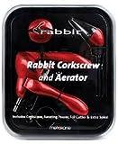 Rabbit Corkscrew and Aerator