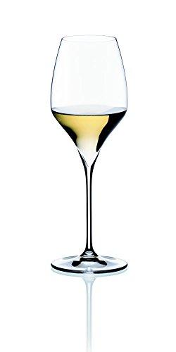 Riedel Vitis Riesling Sauvignon Blanc Glass, Set of 2 (Glassware White Wine)
