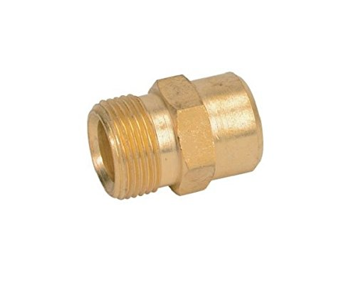 General Pump ZMINA14M Quick Disconnect Fitting, Twist Connect, 1/4'' Male Plug, 3000 psi by General Pump (Image #1)