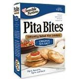 Sensible Portions Pita Bites, Original Sea Salt, 5 oz (Pack of 3)