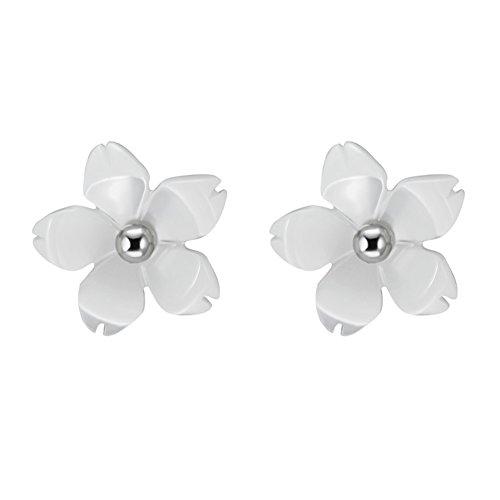 - Vintage Platinum S925 Sterling Silver CZ Cubic Zirconia Stud Earrings Crystals Crystal Rhinestone Drop Dangle Earrings Hypoallergenic Wedding Bridal Jewelry Sets Best Gift for Bridesmaids
