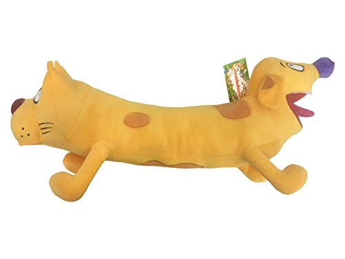 Nickelodeon Nick 90's/Splat Catdog Plush Pillow -