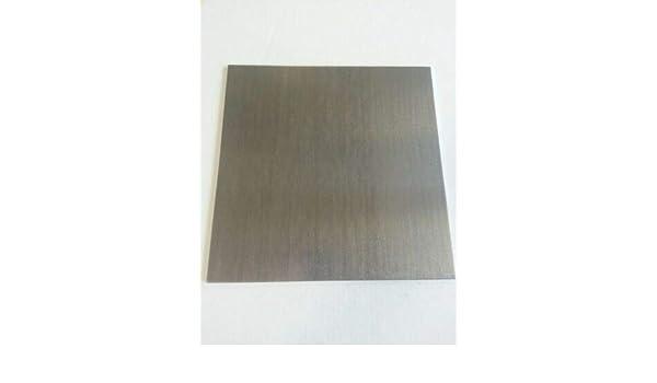 ".250 1//4/"" Mill Finish Aluminum Sheet Plate 5052 9/"" x 9/"""