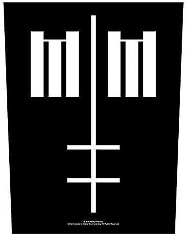 M389 PATCH ECUSSON MARILYN MANSON 10*3,5 CM