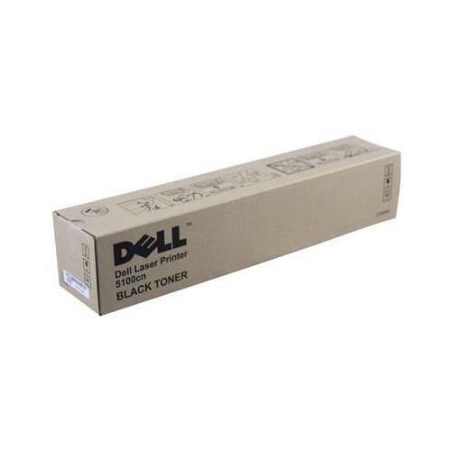 Dell GG577 OEM Toner - 5100CN Black Toner (OEM# 310-5807) (9000 Yield) OEM (Dell 5100cn Black Toner)
