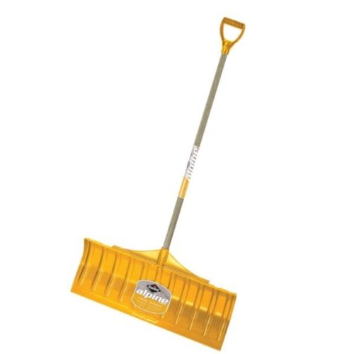 Garant-APP30KD-Alpine-30-Inch-Poly-Blade-Snow-Pusher-Yellow