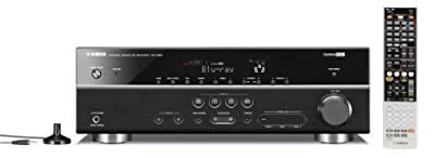 Yamaha RX-V667 7.2-Channel Home Theater Receiver (OLD VERSION) (Discontinued by Manufacturer)