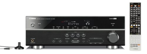 Yamaha RX-V667 7.2-Channel Home Theater Receiver (OLD VER...