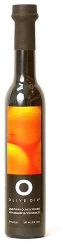 O Olive Oil - Blood Orange California Citrus Oil, 8.5-Ounce Bottle (Pack of ()