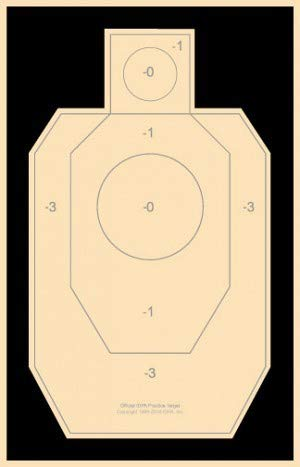shooting targets idpa - 6