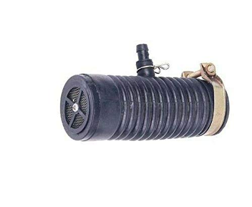 - 2Z Long Air Breather Tube Air Box 139qmb 49cc 50cc Scooter Moped Air Filter AF36