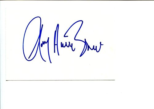Roger Aaron Brown Signed Autograph