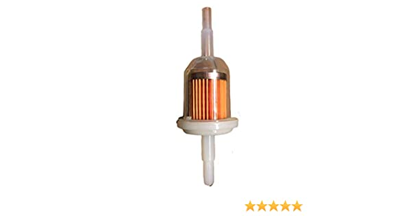 Fuel Filter for Cub Cadet LTX 1040, LT1045, LTX 1045, LT1042, 1050, I1046,  1864, 1863, GTX 1054, LT1040, I1042, LGTX 1054
