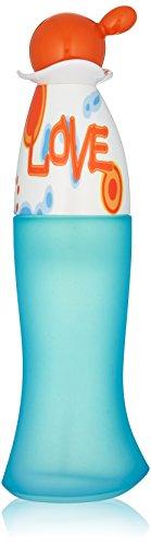 Moschino I Love Eau de Toilette Spray for Women, 3.4 Fluid Ounce
