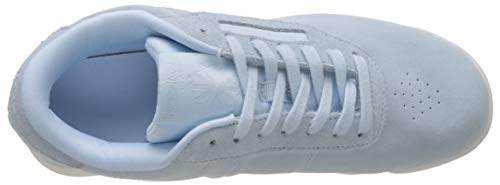 000 Leather Mehrfarbig Blue Damen Princess Pb Fitnessschuhe Reebok Dreamy White zwROp6