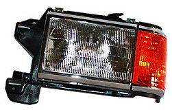 TYC 20-1609-00 Ford Driver Side Headlight Assembly