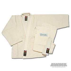 ProForce Gladiator Judo Gi / Uniform - Natural White - Size 00
