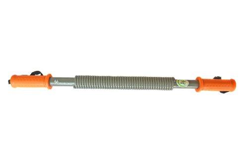 Ihuniu Power Twister Bar Dual Springs Super Heavy Duty for Upper Body Arm Strengthening
