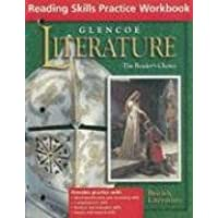 Glencoe Literature, Grade 12, Reading Skills Practice Workbook