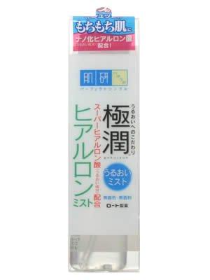 Rohto Hadalabo Gokujyn Hyaluronic Acid Face Mist - 45ml