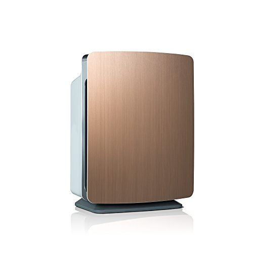 Alen FIT50 Customizable Air Purifier with HEPA Filter to Remove Allergies & Dust, 900 Sq. Ft., in Brushed Bronze by Alen