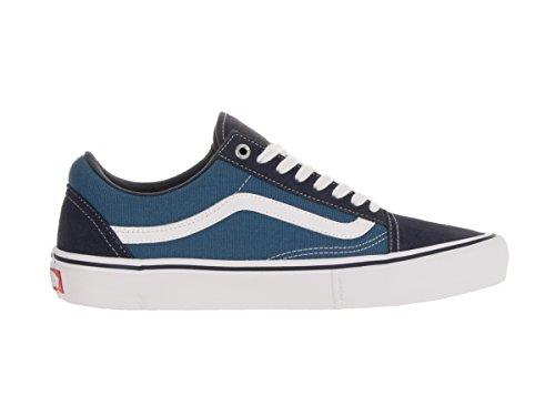 Zapatillas Vans: M Old School Pro NV Navy/stv Navy/white