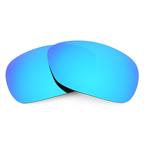 Revant Polarized Replacement Lenses for Oakley C Wire (2011) Ice Blue - Lenses Oakley Replacement Wire A