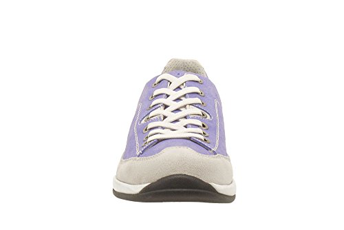 Multiplus Crocus Vibram Violet Sole Fashion Suede Shoes EVA 41 AKRON ZPwYBqP