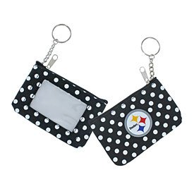 Pittsburgh Steelers Nfl Candle (NFL Pittsburgh Steelers Coin & ID Purse)